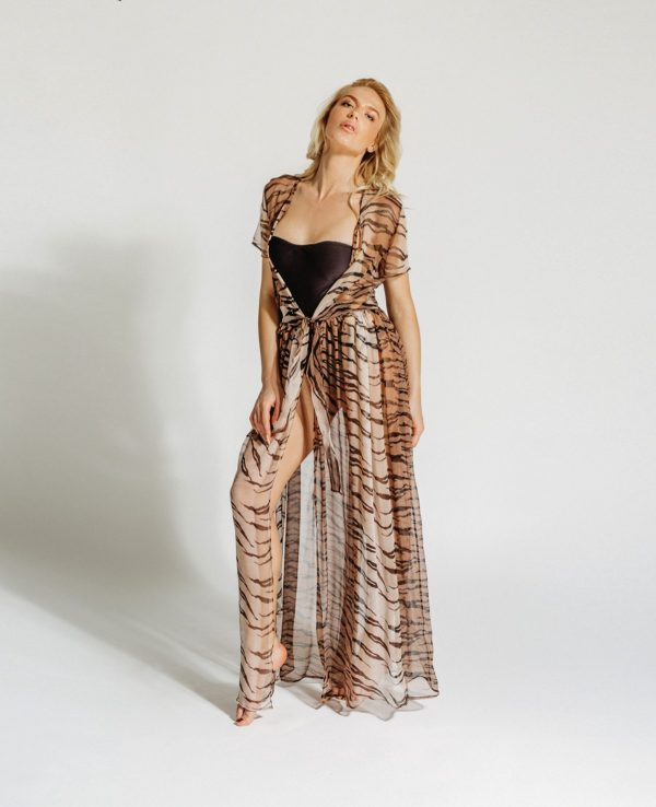 Tiger St. Barts caftan - 2020 Resort collection