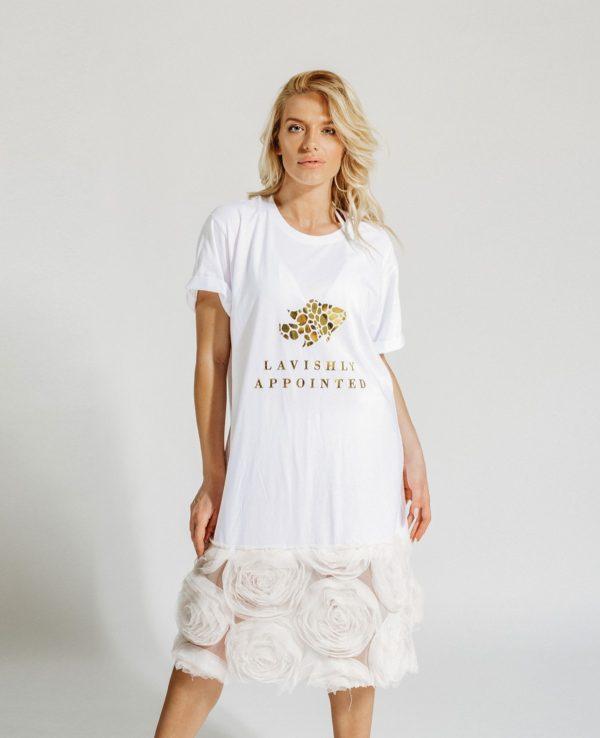 Lavishly Appointed dress